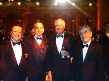 Ambassador Noghes, Consul Warren, Jim Aldige, Ambassador Nematov