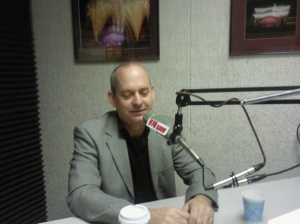 Consul Warren on Green Talk Radio