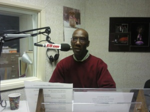 Stan Wilkerson of Green Talk Radio interviews Jonathan Warren