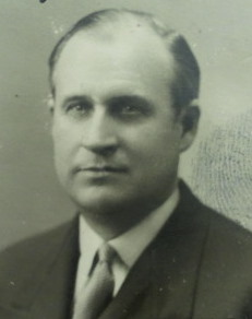 Henry Leigh Hunt, Consul of Monaco in Las Vegas, in 1929.