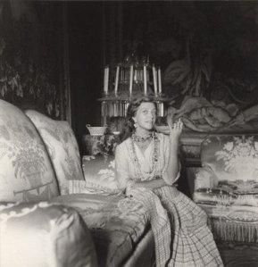 Louise de Vilmorin 1940
