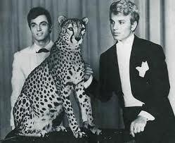 Siegfried and Roy circa 1966
