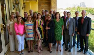 Embassy of Monaco Luncheon in Las Vegas