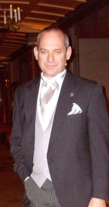 Jonathan Warren, Honorary Consul of Monaco