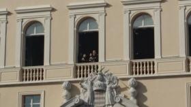 Prince Jasques and Princess Gabriella make an appearance.